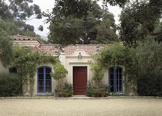 Home in  Montecito, CA~Image © Ferguson & Shamamian Architects, LLP