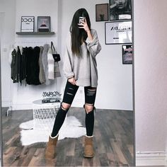 Perfect outfit idea to copy ♥ For more inspiration join our group Amazing Things ♥ You might also like these related products: - Jeans ->. Teenage Outfits, Teen Fashion Outfits, Edgy Outfits, Cute Casual Outfits, Look Fashion, Outfits For Teens, Korean Fashion, Girl Fashion, Girl Outfits