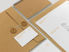 corporate identity for Andreas Martin-Löf Arkitekter / designed by Winkreative