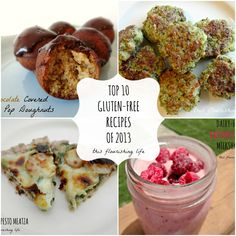 This Flourishing Life's Top Gluten-Free And Paleo Recipes Of 2013