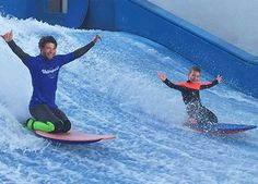 Learn to surf at FlowRider Cornwall, near Padstow and Newquay