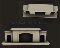 ►►► S3 to S2FIREPLACE EDIT AND CONVERSION ►►► *NEW MESH* #SIMS2 - Sims 2 əbˈseSHən/
