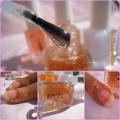 Exfoliant Cuticule - #Carlance - Les Mousquetettes© #vernis #ongles #soins #manucure #beauté #beauty #cosmetiques #cosmetics #exfoliant #cuticules #gommage #huilesoin