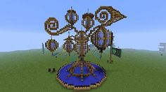 Lamp of the spheres Minecraft Project                                                                                                                                                                                 More