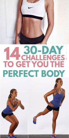 Easy 30 day fitness challenges for beginners work full body & work outs for weightloss. Fitness Workouts, Fitness Herausforderungen, Fun Workouts, At Home Workouts, Fitness Motivation, Fitness Plan, Outdoor Workouts, Health Fitness, Easy Fitness
