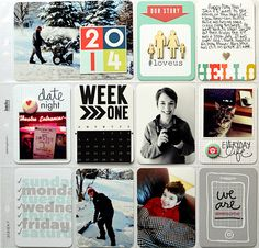Technique Tuesday - Ideas and Inspiration Blog: A Pocket Page from Laura