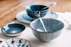 Mismatched dishware is very on trend right now, so if you find a few dishes short of a set or a pretty bowl here and there, it's easy to build a shabby-chic collection of mix-and-match dishes that give your table depth, character and a fun color palette. (Getty)  via @AOL_Lifestyle Read more: https://www.aol.com/article/lifestyle/2017/10/13/10-things-never-to-pass-up-at-goodwill/23242554/?a_dgi=aolshare_pinterest#fullscreen
