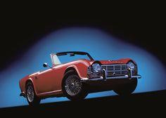 Triumph TR4 (1961–1965) - Photography by René Staud