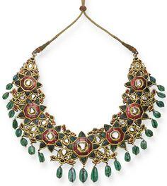 Guluband necklace bridal designs for womn  (15)