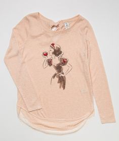 The New LC Lauren Conrad Snow White Collection Is the Fairest of Them All | Snow White sweater from Kohl's | [ http://di.sn/60058EYTJ ]