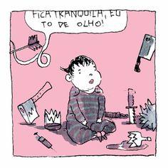 mais rabiscos toscos do rebento. #damien #martin #clebinho #bebe #cartoon #cartum #quadrinho #comics