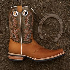 Look at this Bonanza Boots Men on #zulily today!