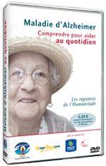 Visuel dvd comprendre la maladie d'alzheimer : les réponses de l'humanitude