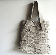 Yorktown Road - Layered Pleat Bag