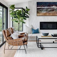 Mid Century Modern Living Room, Living Room Modern, Living Room Interior, Home Living Room, Living Room Decor, Modern Contemporary Living Room, Danish Living Room, Nordic Living Room, Mid-century Interior
