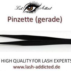 pinzette wimpernverlängerung www.lash-addicted.de
