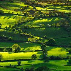 Lyth Valley Lake District Cumbria England