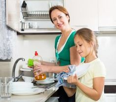 'Fewer allergies among children in dishwasher-free homes' Medical News Today