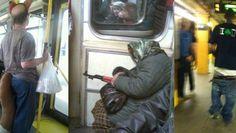 Mijloacele de transport în comun din orasele mare adapostesc în fiecare zi sute de mii sau milioane de oameni. Din când în când, printre acestia, se numara o serie de persoane care de cele mai multe ori ar trebui sa se t