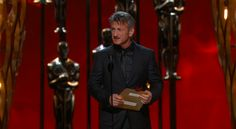 Specifically, Sean Penn making a green card joke about Birdman director Alejandro González Iñárritu. | People Had One Quick Question About Sean Penn's Green Card Joke