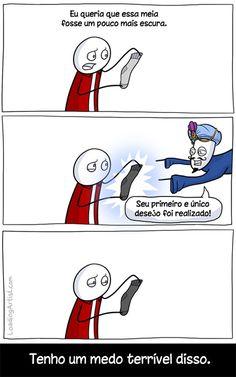 Satirinhas - Quadrinhos, tirinhas, curiosidades e muito mais! - Part 641
