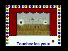 """Music video clip for the song """"Dansez!"""" from the CD """"Étienne"""" by two-time Canadian Music artist of the year winner Etienne. This song teaches the basic body . French Songs, Core French, French Immersion, French Teacher, All Songs, New Class, Physical Activities, Music Artists, Music Videos"""
