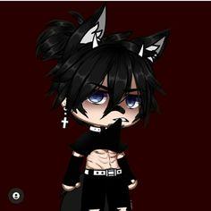 Cute Animal Drawings Kawaii, Kawaii Drawings, Cute Drawings, Anime Girl Drawings, Anime Couples Drawings, Character Aesthetic, Character Design, Abs Boys, Dark Anime Guys