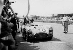 1952 24 Hours Le Mans : Pierre Levegh, Talbot-Lago T26GS #8, Levegh Racing Ltd, Retired (engine, lap 110). (ph: www.les24heures.fr)