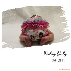 Today Only! $3.5 OFF this item.  Follow us on Pinterest to be the first to see our exciting Daily Deals. Today's Product: Sale - Diaper Covers Prissy Pants Princess Diaper Cover with Leg Gussets and Pink Trim Buy now: http://fruit-of-the-womb-diapers.myshopify.com/products/prissy-pants-princess-diaper-cover-with-leg-gussets-and-pink-trim?utm_source=Pinterest&utm_medium=Orangetwig_Marketing&utm_campaign=Covers   #musthave #loveit #instacool #shop #shopping #onlineshopping #instashop…