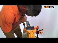 CMT hole saw 551 on stainless steel