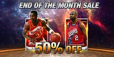 Get 50% OFF Mythic M. Malone & D. Wilkins in our Month End Sale! http://pf.us.kick9.com/linkba