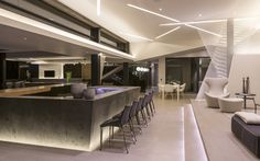 Concrete House | Entertainment | M Square Lifestyle Design | M Square Lifestyle Necessities #Design #Light #Interior #Decor #Furniture #Contemporary
