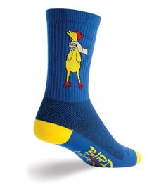 SockGuy Bird in Hand Socks A Bird in the Hand is Worth Two in the Bush $10.95