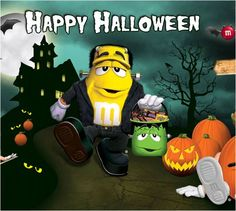 m happy halloeeen