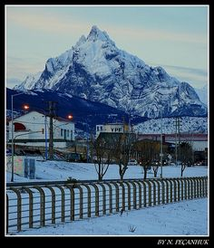 TIERRA DEL FUEGO/Land of Fire/Tierre du Feu/Terra del Fuocco - ARGENTINA - IN THE VERY SOUTHERN TIP OF SOUTH AMERICA