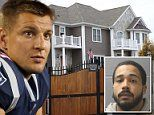 Man charged in burglary at New England Patriot player's home  Police in Massachusetts have arrested Anthony Almeida, 31, in connection with a burglary at New England Patriots player Rob Gronkowski's home in Foxborough while he was at the Super Bowl.  http://www.dailymail.co.uk/news/article-5538491/Man-charged-burglary-New-England-Patriot-players-home.html?ITO=1490&ns_mchannel=rss&ns_campaign=1490