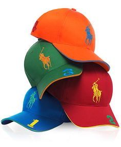 Receive a Complimentary Big Pony Hat with $68 Ralph Lauren Big Pony fragrance purchase