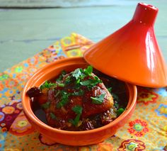 Mediterranean Sweet and Sour Chicken