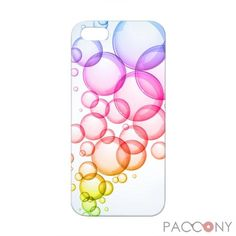Hubble-Bubble Pattern Protective Hard Cases for iPhone 5
