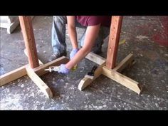 How To: Build a Homemade Horse Jump for Less Than $30 - YouTube