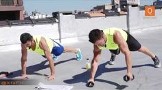 The 20 Minute Body Shred With Jeff and Stu