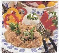 Kuchtím Recepty: Teľacie kocky so zelerom Chicken, Meat, Food, Essen, Meals, Yemek, Eten, Cubs