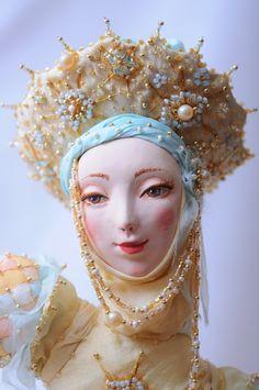 Авторская кукла Екатерины Липихиной