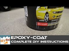 How to Stain Concrete Fast, Easy & Safe - YouTube
