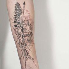 Dissecting beauty – The complex tattoos by Mowgli (image) Tattoo Sketches, Tattoo Drawings, Unique Tattoos, Cool Tattoos, Inner Forearm Tattoo, Epic Tattoo, Different Tattoos, Most Popular Tattoos, Samoan Tattoo