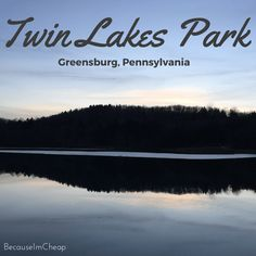 An Evening At Twin Lakes Park #TravelTipTuesday