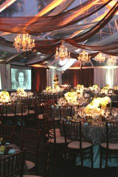 Annual Corporate Events | Town & Country Event Rentals