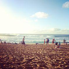 Playa de Pipeline. North Shore de Oahu, Hawaii