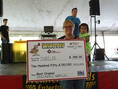 With a newly improved and spacious layout for 2013, the Pocono Chicken Wing-Off, an important annual fundraiser for Monroe County Meals on Wheels, returned to Shawnee Mountain Ski Area for its second season on Sunday, August 11.