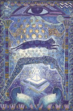 Aquarius ~ by Myrrha